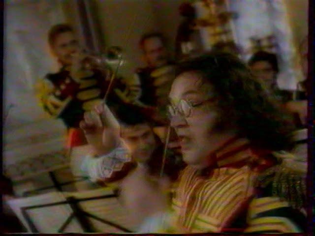 Рекламный блок (ОРТ, 07.01.1999) MilkyWay, Россия - щедрая душа