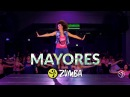 MAYORES / Zumba® choreo by Alix (Becky G, Bad Bunny, Cristian Tomas REMIX)