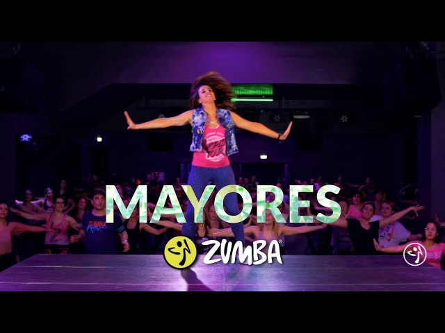 MAYORES Zumba® choreo by Alix (Becky G, Bad Bunny, Cristian Tomas REMIX)