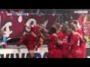 Ouch Twente's Ziyech in celebration fail
