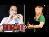 Fairy Tail Main Theme (2014) - Ocarina/Bagpipe Cover || David Erick Ramos ft. TIFITA