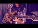 Deep Purple - Burn (guitar solo by Rafa Guarneros)