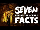 7 BEHIND THE SCENES FACTS about Bendy: Chapter Three!