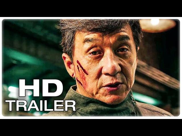 BLEEDING STEEL Final Trailer (Extended) 2017 Jackie Chan Sci-Fi Movie HD