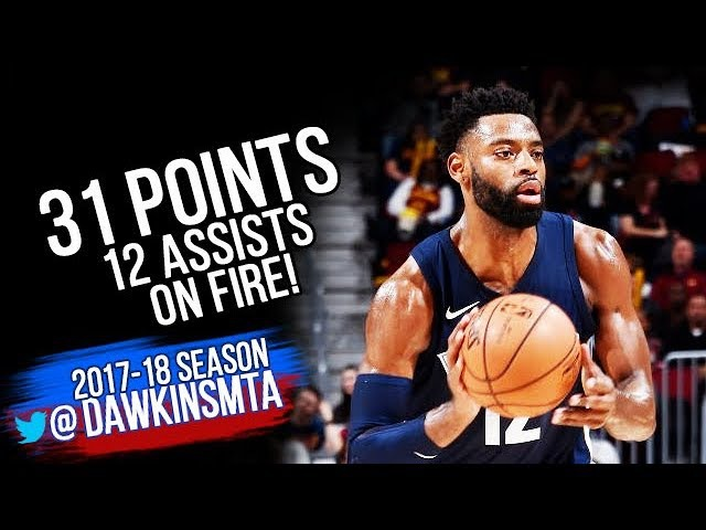 Tyreke Evans Full Highlights 2017.12.02 at Cavs - 31 Pts, 12 Asts, 7 Rebs, On-FiRE!