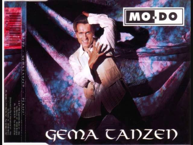 MO-DO - GEMA TANZEN (Extended Mix) (Summer 1995)