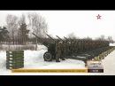 Стало известно что приготовил салютный дивизион на 100 летие Красной армии
