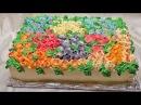 Russian pipings tips Rusische Tullen Torte dekorieren