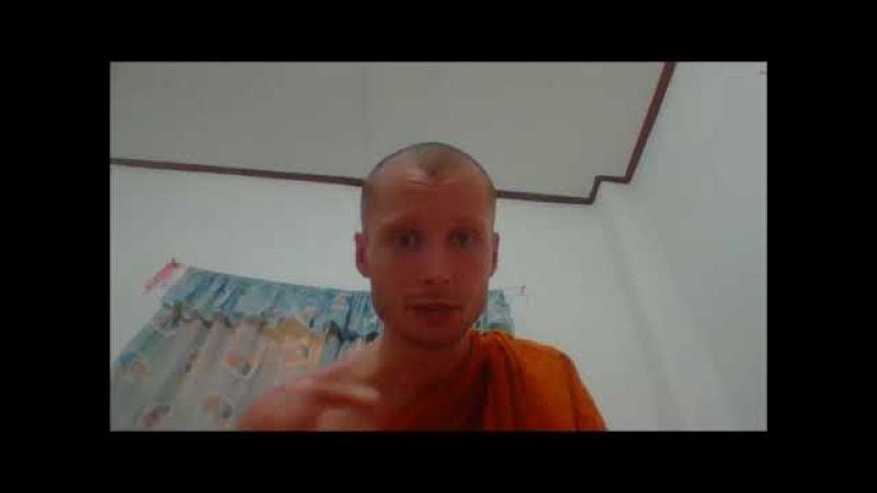 Буддизм и наука 2 - с точки зрения палийского канона