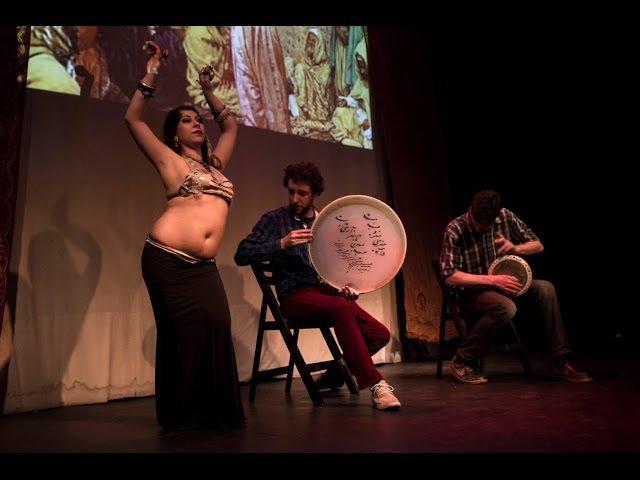 .:CUADROS DE UNA EXPOSICIÓN:. Luciano, Matias y Luisana. Rosati.