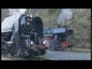 Ein tschechisch deutsches Wintermärchen Dampfromantik im Erzgebirge Teil 1