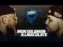 KOTD - Iron Solomon vs Illmaculate | WD7 (MERRY X-MAS)