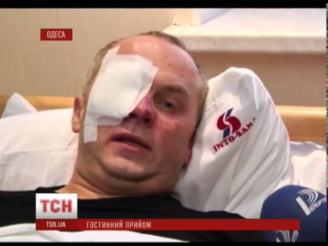 За побиття Нестора Шуфрича міліція розпочала кримінальне провадження