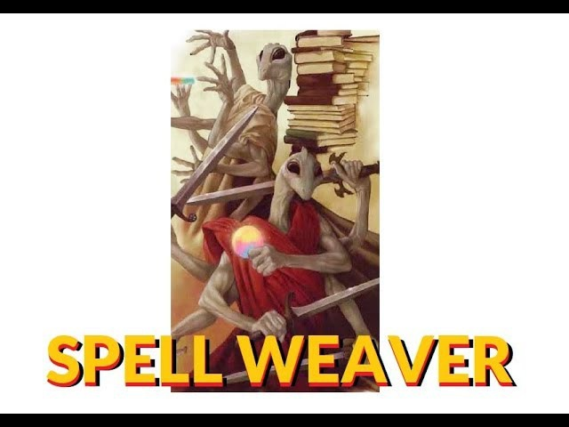 Dungeons and Dragons Lore Spell Weaver