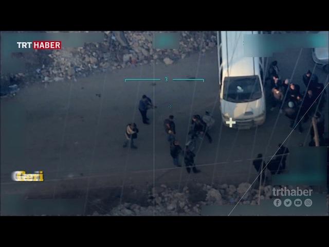PKKYPG terör örgütü, Afrinli sivillerin kentten çıkışına izin vermiyor