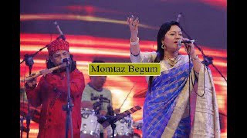 Bangla Folk Song | Momtaz Begum | Bangla New Song | 2018 | Projapoti Music
