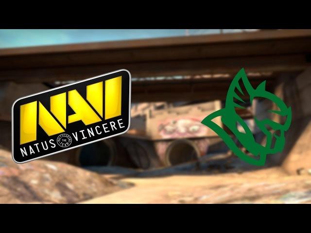 🔴 NaVi vs Heroic @ 2 map de overpass 🏆 HIGHLIGHTS 🏆 StarSeries i League Season 4