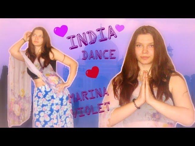 VioletDance Индийский танец    Bajirao Mastani - Pinga    Выступление в ДК