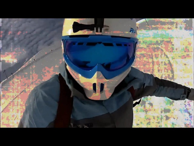 Psychedelic Trance mix December 2017 [Stunt Planes/ Hang Gliding/Freerunning]
