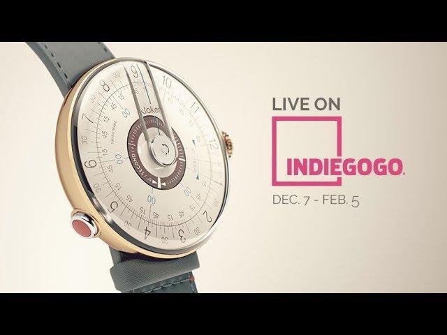 KLOK-08 on Indiegogo