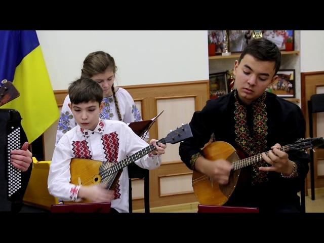 Гімн України - ансамбль Музичний сувенір/Anthem of Ukraine - ensemble Musical souvenir