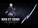 Virtuous Treaty NieR Automata MAN AT ARMS REFORGED