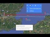 Плоская Земля, Берем хорошую оптику и смотрим на Лондон через Ла Манш за 240 км из  ...