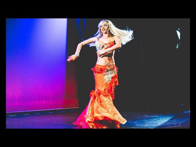 NEW BELLY DANCE BY DIDEM KINALI 2018 | رقص شرقي تركي للراقصة ديدم جميل جدا