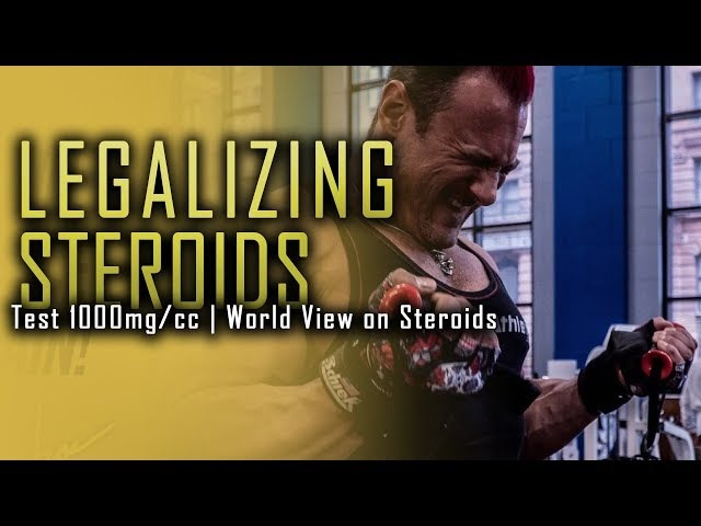 1000mg Test, Deca Only Cycle, Legalizing Steroids with Tony Huge