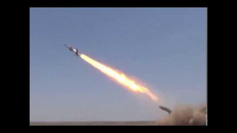 КБ «Луч» провели пуски ракет з модернізованого ЗРК C-125М Печора