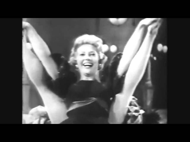 The Tony Charmoli Dancers - The Can-Can (1959)