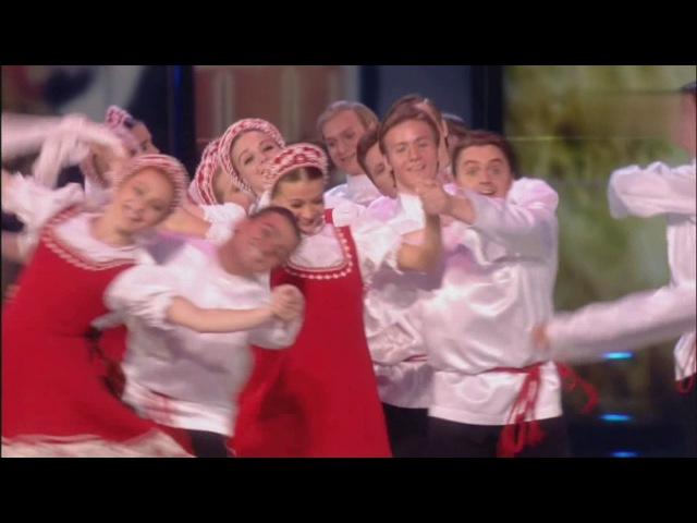 Русские Русский дух Светит месяц Superb Russian Dance HD Русский танец Анс Моисеева Moiseev Ens