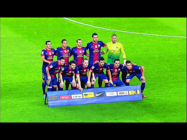 FC Barcelona - 30 Goals Impossible to Forget
