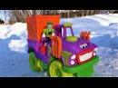 Крутая машина и Джокер игрушки для мальчиков Видео про машинки для детей