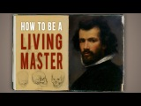 Sketchbook Tour with Cesar Santos - How to Become a Living Master