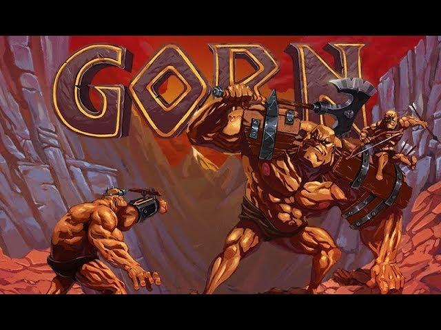 GORN Giant Update Trailer!
