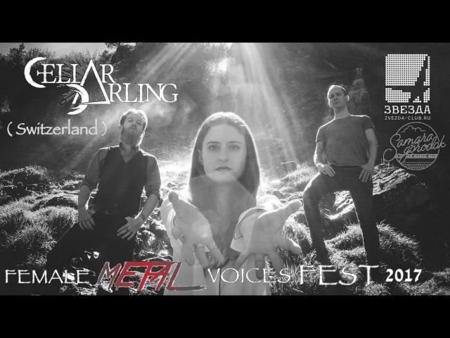 Cellar Darling — Female Metal Voices Fest 2017.Live at «Zvezda Club» (Samara, Tuesday October 24th.)