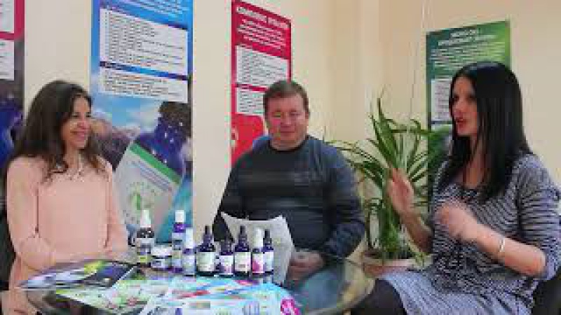 Рандеву с производителем продукции Alfa Vita - Амбая Пилар Мартин