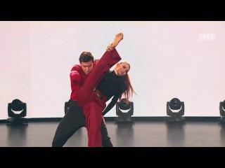 Танцы: Айхан и Ляйсан Утяшева (Ryan Otter - Ring) (сезон 4, серия 20) из сериала Танцы смотр ...