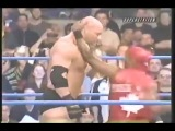 WCW - Elix Skipper vs Goldberg