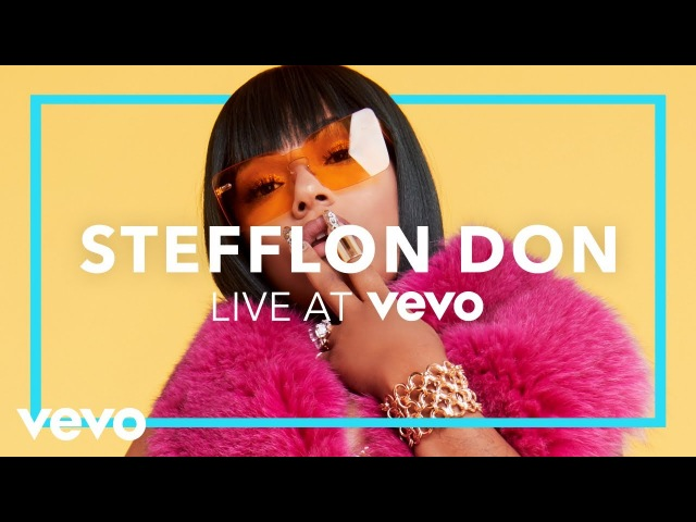 Stefflon Don - Real Ting (Live At Vevo)