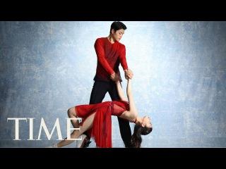[TIME] Ice Dancers Alex & Maia Shibutani