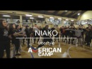 NIAKO Freestyle American Camp 2018 @mmpp @dance @niako
