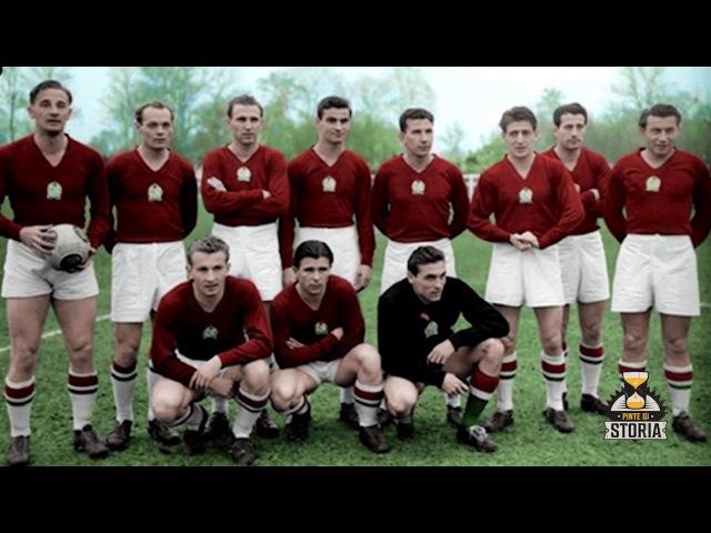 Ungheria 1949 1956 la storia nel pallone Pinta n° 3