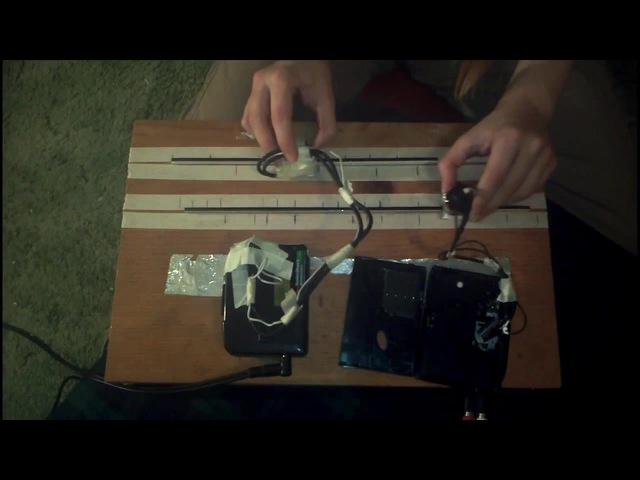 Stoopid Fresh Homemade Tape Scratcher · coub, коуб