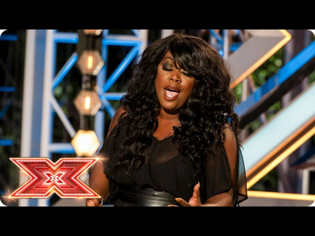 Relive soul singer Berget Lewis' perfect Purple Rain cover | Auditions Week 4 | The X Factor 2017