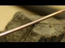 Медь режет камень Древнеегипетская технология резки твердых пород
