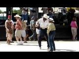 Zydeco Dancing at Breaux Bridge, C. F. Ver.#1-2009