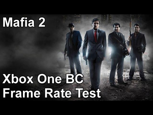 Mafia 2 Xbox One X vs Xbox One vs Xbox 360 Backwards Compatibility Frame Rate Test