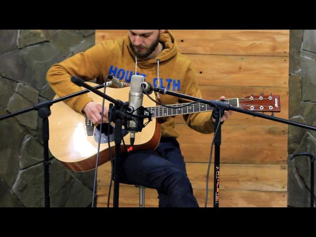 Rode NT2000, AKG C1000, Oktava MK012 Mic test on acoustic guitar